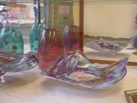 Blown Glass and Vases